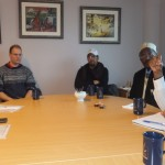 Afrisohelp meets with Nordic International Support Foundation (NIS)