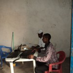 Africa Source of Help Office staff in Elberde