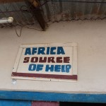 Africa Source of Help Office in Elberde